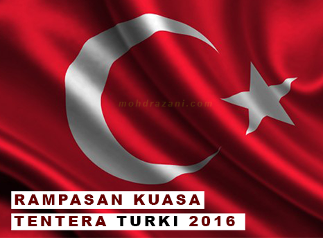 Sikap Kita Terhadap Isu Semasa Turki