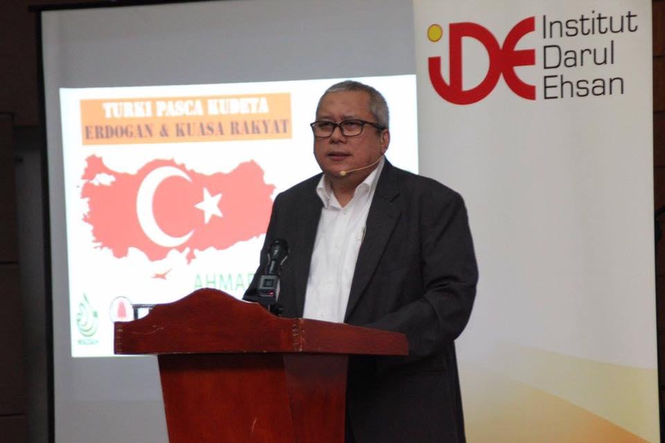 mohd razani turki turkey coup 2016 unisel ahmad azam